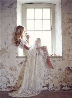 boho-chic wedding style