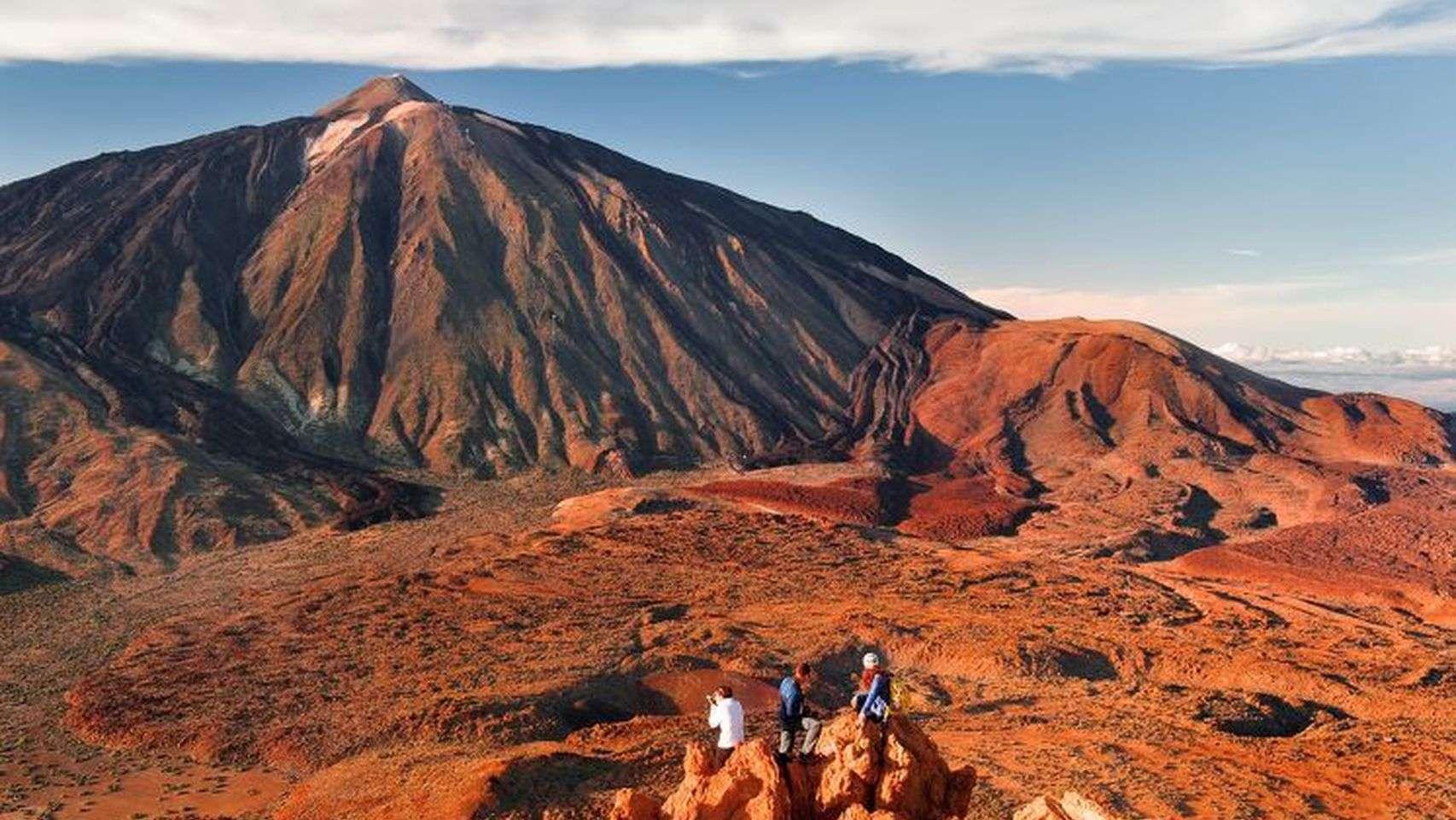 Vulcano El Teide