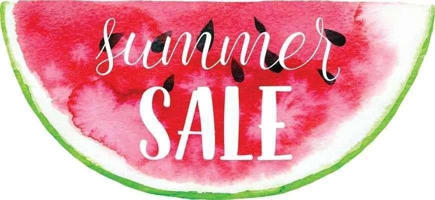 summer 2019 sale