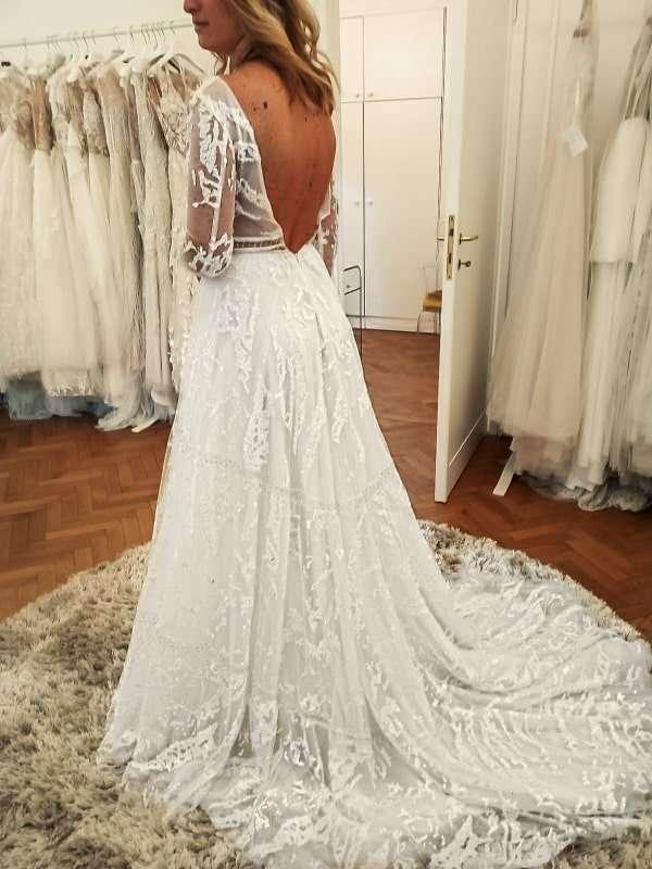 come scegliere abito da sposa