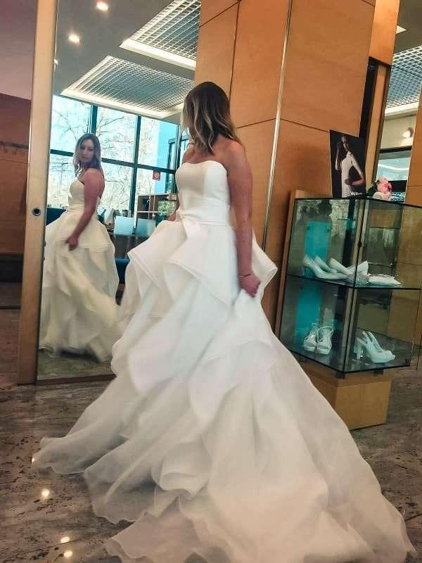 abito da sposa giusto per me
