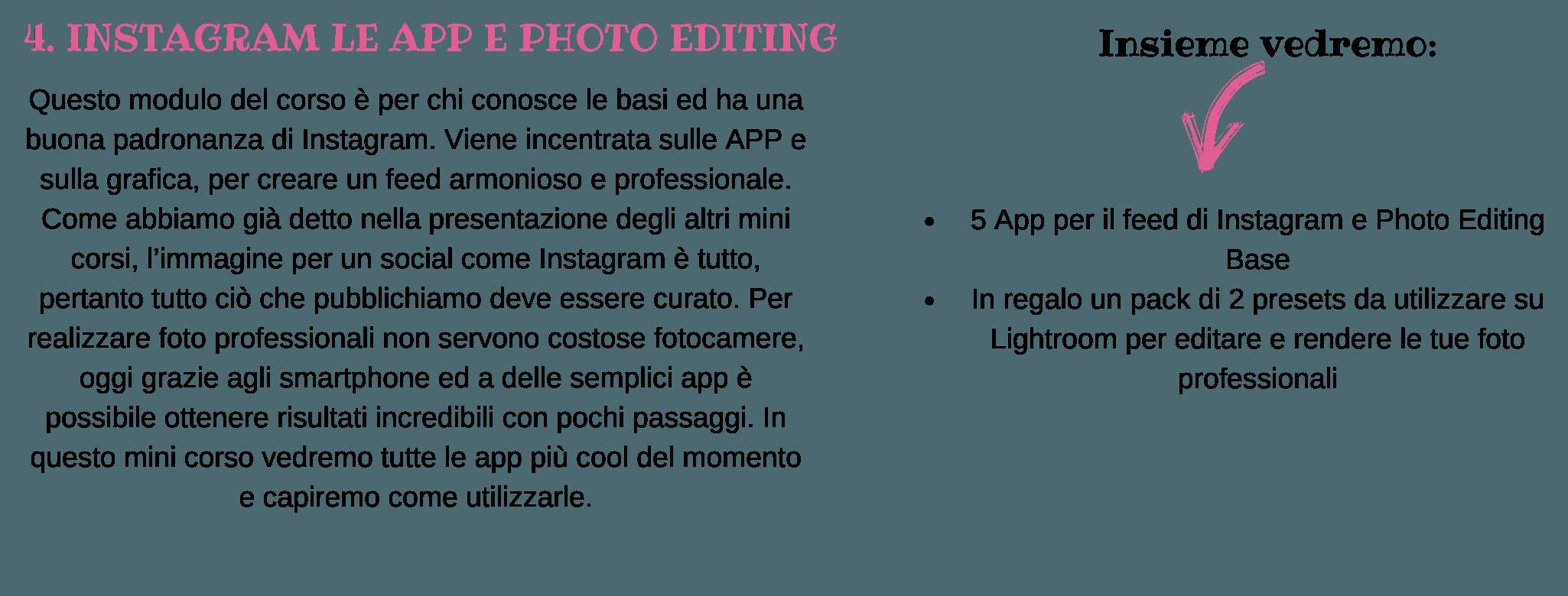 come editare le foto