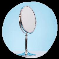 specchio makeup